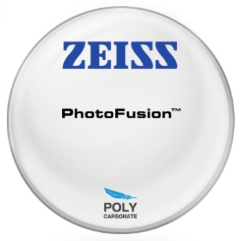 Zeiss Zeiss® PhotoFusion® - Polycarbonate Plano Lenses